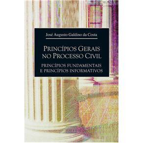 Principios Gerais no Processo Civil