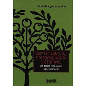 Questão Ambiental e Desenvolvimento Sustentável