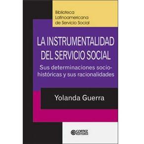 La Instrumentalidad Del Servicio Social