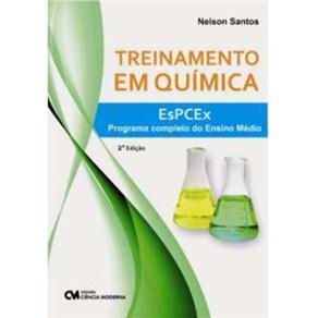 Treinamento em Química: Espcex - Nelson Santos