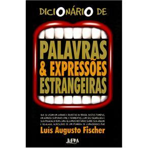 Dicionario de Palavras e Expressoes Estrangeiras