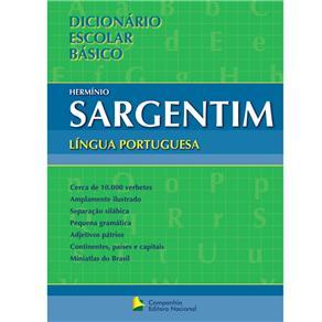 Dicionario Escolar Basico - Lingua Portuguesa