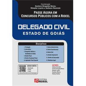 Delegado Civil: Estado Goiás