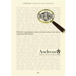 Entrelinhas: Antologia de Contos e Microcontos