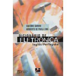 Dicionario de Eletronica Ingles/portugues