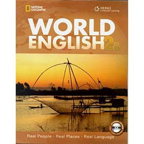 World English 2 - Combo B Split With Cd-rom