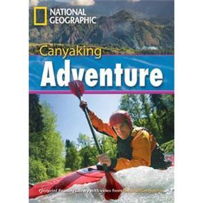 Canyaking Adventure - Level 7 - B2 - British English
