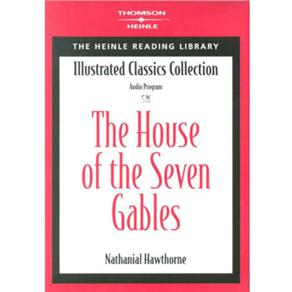 Cd-audio -the Heinle Reading Library Illustrated Classics - The House Of The Seven Gables- Level B