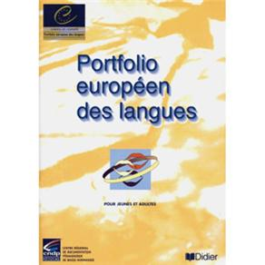 Portfolio Européen Des Langues - Pour Jeunes Et Adultes