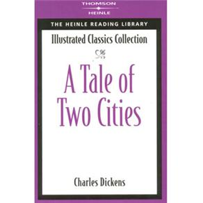 The Heinle Reading Library Illustrated Classics - a Tale Of Two Cities - Level C