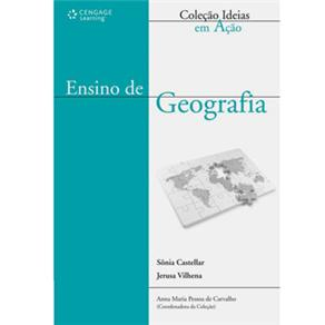 Ensino de Geográfia - Coleção Ideias em Ação