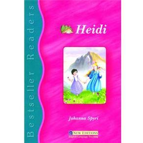 Bestseller Readers - Heidi - Nível 1