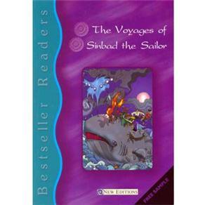 Bestseller Readers - The Voyages Of Sinbad Sailor - Nível 2