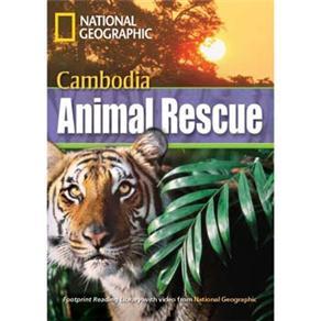 Cambodia Animal Rescue - Level 3 - B1 - British English