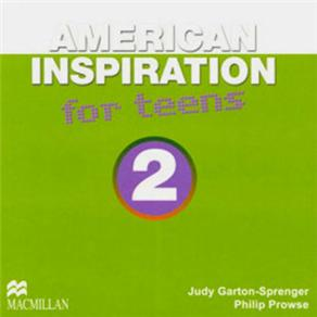 Cd Audio - 2 American Inspiration For Teens