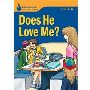 Does He Love Me? - Leve 6