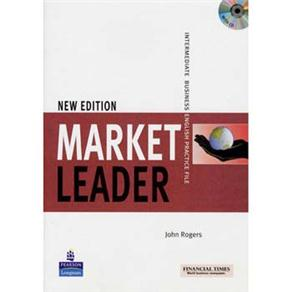 Market Leader: English Practice File With Cd Rom - Intermediate Business