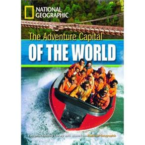 The Adventure Capital Of The World - Level 3 - B1 - American English