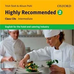 Cd Audio:highly Recommended 2- Intermediate