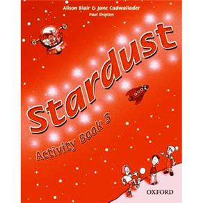 Stardust: Activity Book 3