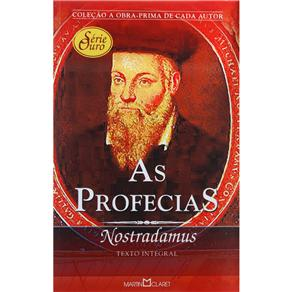 Profecias, as - Livro de Bolso