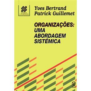 Organizações uma Abordagem Sistémica
