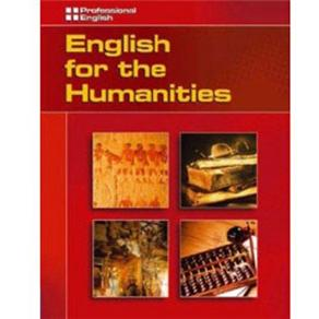 English For Humanities Student Book - Book + Cd-audio
