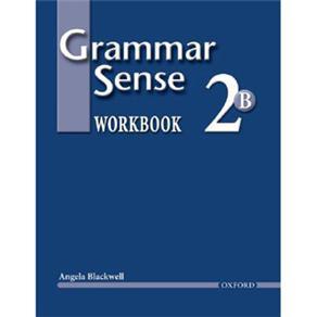 Grammar Sense: Workbook 2b