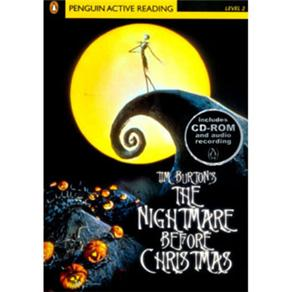 The Nightmare Before Christmas: Pack With Cd Rom And Audio Recording - Level 2