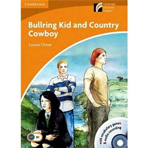 Bullring Kid And Country Cowboy: With Vocabulary Games And Audio Recording - 4