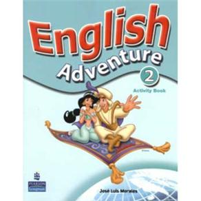 English Adventure: Activity Book With Take Home Cd - Level 2