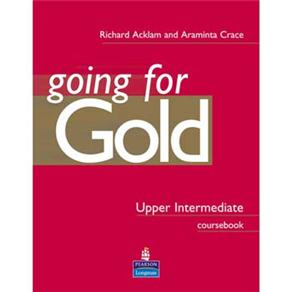Going For Gold: Coursebook - Upper Intermediate