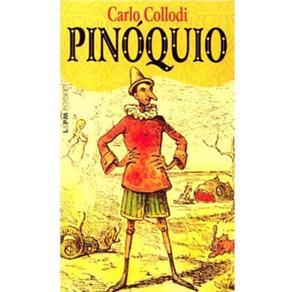 Pinóquio - Carlo Collodi - Editora L&pm