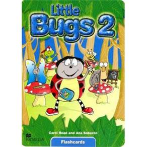 Little Bugs: Flashcards - 2
