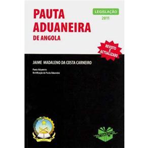 Pauta Aduaneira de Angola