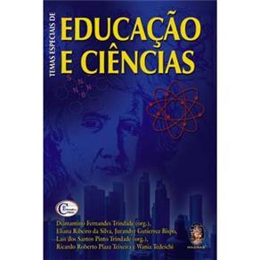 Temas Especiais de Educacao e Ciencias