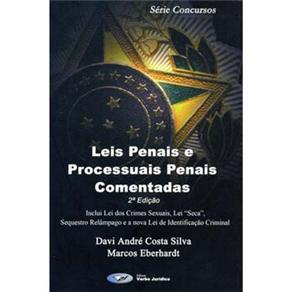 Leis Penais e Processuais Penais Comentadas
