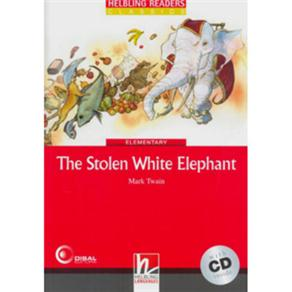 Stolen White Elephant, The With Cd ( Elementary )