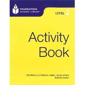 Foundations Reading Library Activity Book - Level 2