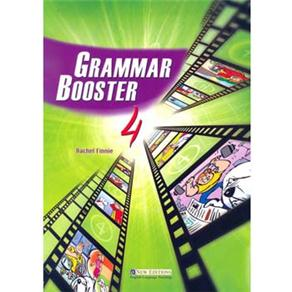 Grammar Booster Student Book - Level 4 - Intermediate B1