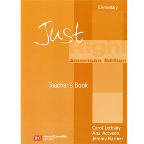 Just Right Teacher