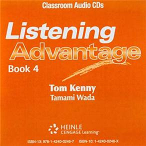 Cd-audio Listening Advantage- Level 4