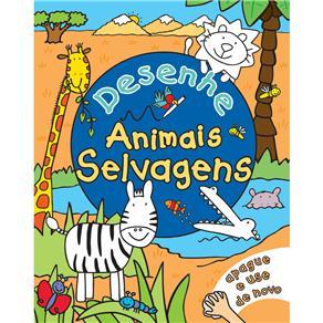 Desenhe - Animais Selvagens