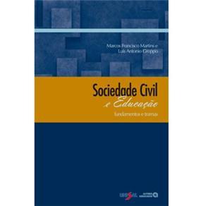 Sociedade Civil e Educação: Fundamentos e Tramas
