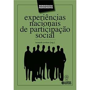 Experiências Nacionais de Participação Social