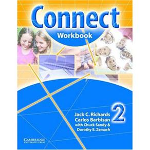 Connect: Workbook - 2 - English Version - Jack C. Richards e Carlos Barbisan - 1ª Edição