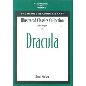 Cd Audio - The Heinle Reading Library Illustrated Classics - Dracula Level A