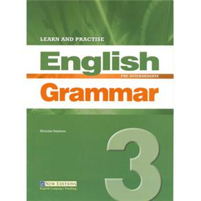 English Grammar Student Book: Learn And Practise - Level 3 - Pre-intermediate