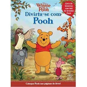 Divirta-se Com Pooh: Livro de Histórias Com um Imã do Ursinho Pooh