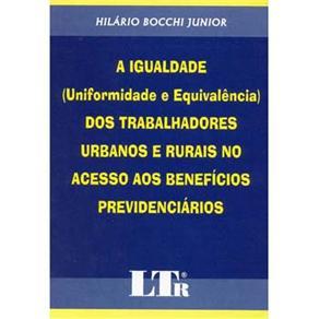 Igualdade (uniformidade e Equivalência) dos Trabalhadores Urbanos